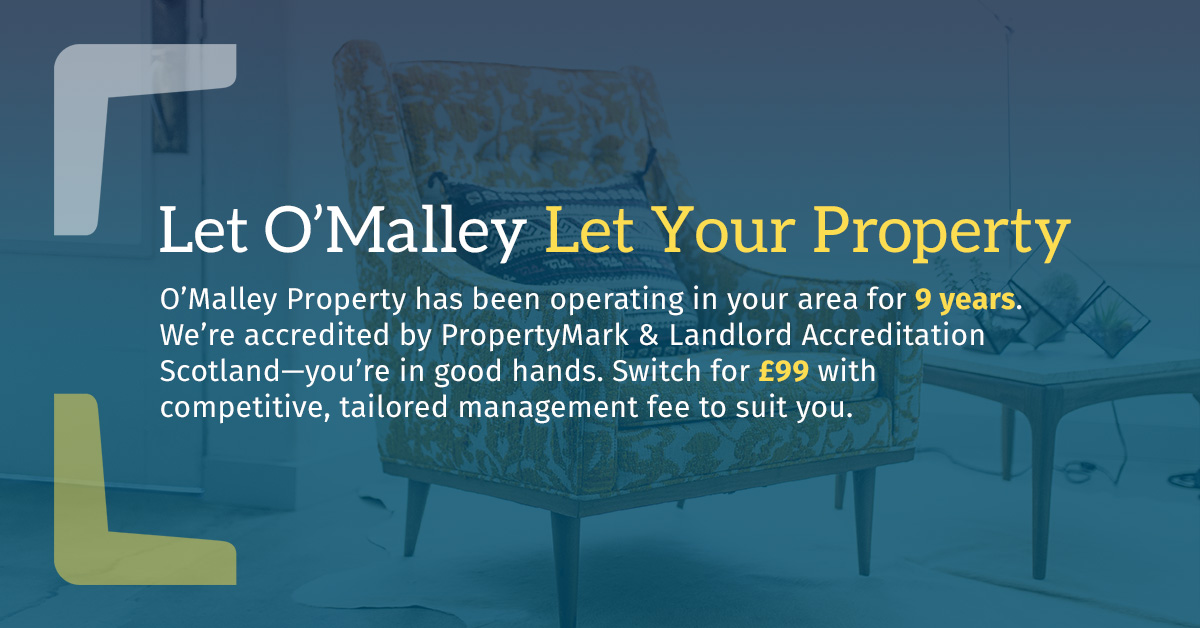Landlords with O'Malley Property Estate Agents in Scotland